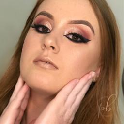 maquiagem instamakeup instamake brigittecalegari alinepinheiromakeup