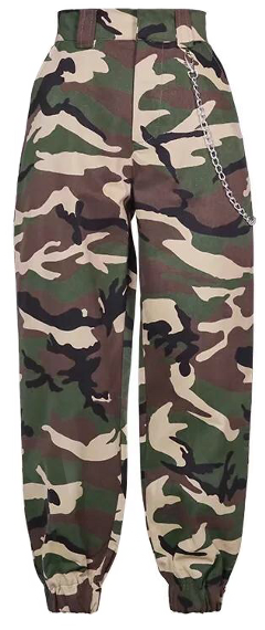 camo camouflage green military pants freetoedit