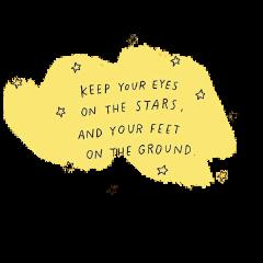 inspiration yellow sunflower stars aesthetic freetoedit