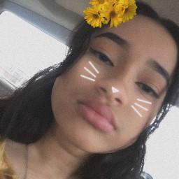 freetoedit makeup yellow aesthetic lemon