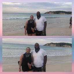 freetoedit honeymoon love beach puntacana