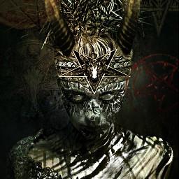 freetoedit myaet digitalart darkart scarification