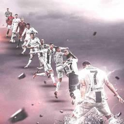 cristianoronaldo football cr7 juventus realmadrid freetoedit