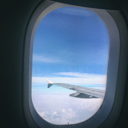 roadtrip freetoedit airplane window