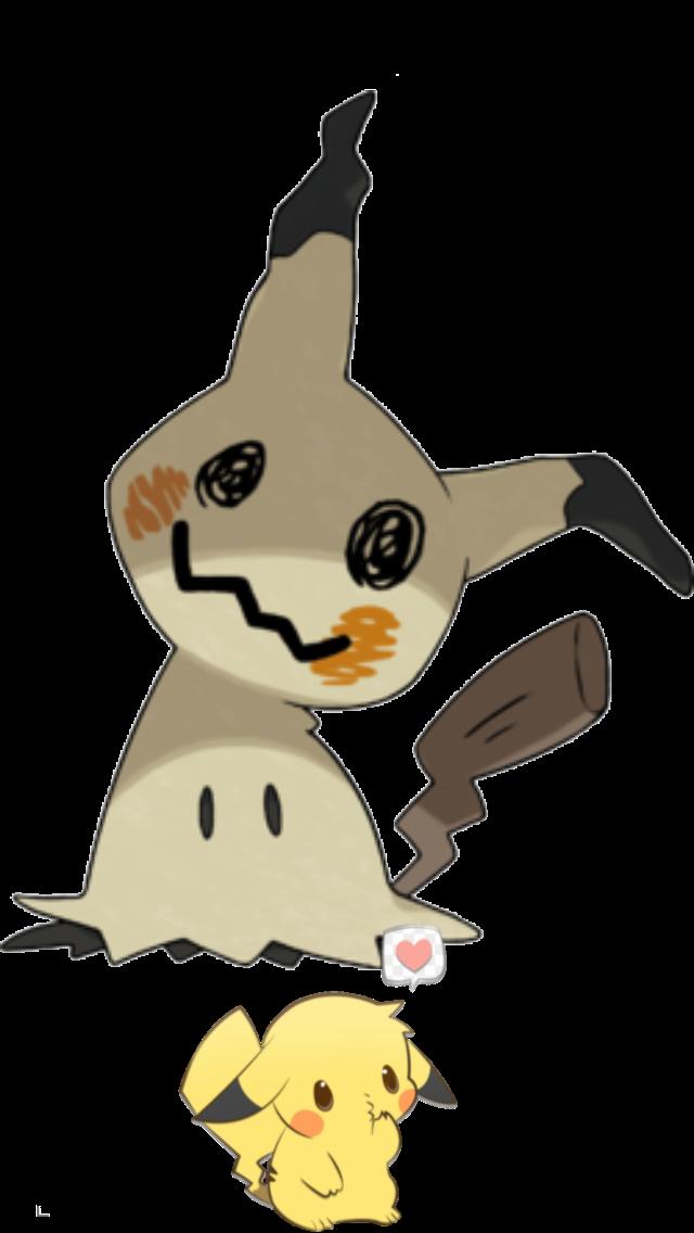 Mimiqui Est Trop Mignon Mimiqui Pokemon