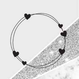 freetoedit heart heartemoji black blackheart