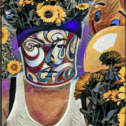 ecflowerhead flowerhead picsart pixlr deeparteffects