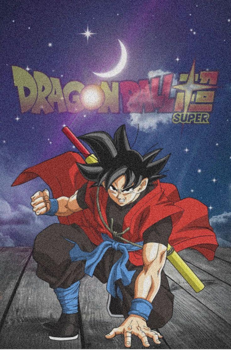 Freetoedit Goku Sangoku Dbz Dbs Wallpaper Edit Anime