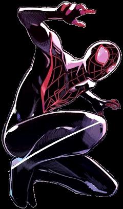 milesmorales spiderman intothespiderverse marvel marvelcomics freetoedit