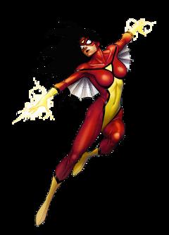 jessicadrew spiderwoman marvel marvelcomics freetoedit