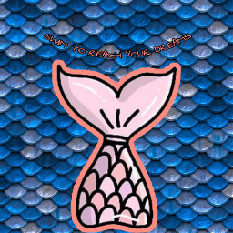 freetoedit mermaid freesticker ircmermay mermay