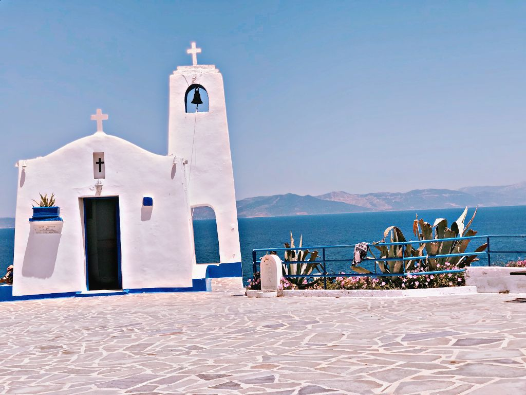 Agios Nikolas Chapel #greece #chapel #athens #church #europe #greek
