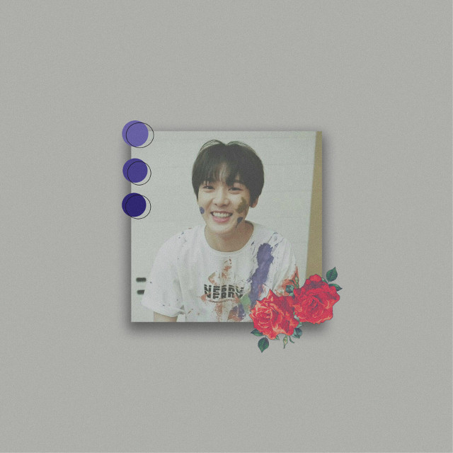 sanha ~   ~ so the flowers on this one are lil different which bugs me eep. anywayy, goodnight~  tags ~ #yoonsanha #sanha #astro #kpop #astrosanha #astroedit #sanhaedit