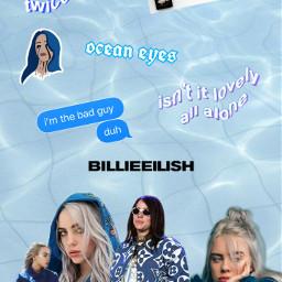 billie blue freetoedit