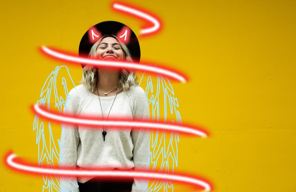 #angel #devil #funtomake #remixit
