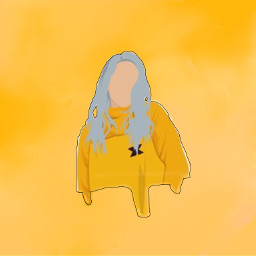 freetoedit yellow colors girl billie