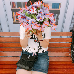 flowergirl flowers floral flowerpower girl