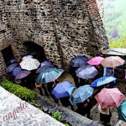 freetoedit umbrellas rain myphoto landscape