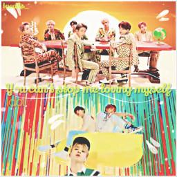 idol bts btssong colorful taedits