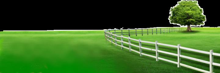 watercolor landscape farm yard meadow freetoedit