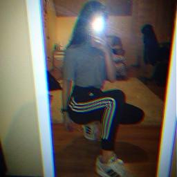 morning tumblr mirror glitch