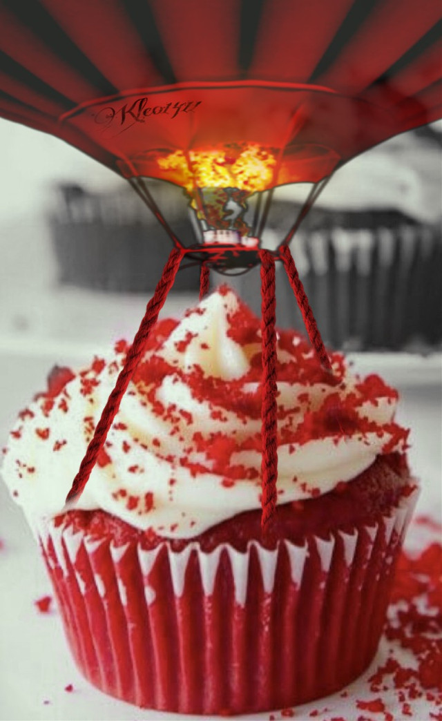 #freetoedit #doubleexposure #madewithpicsart #red #fantasy #balloon #myedit