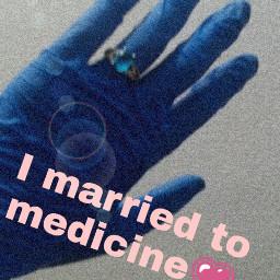 freetoedit medical medicine gloves blue