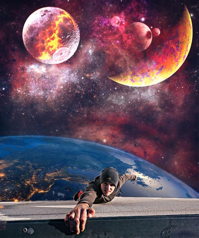 #freetoedit #myedit #edit #surreal #galaxy #edited