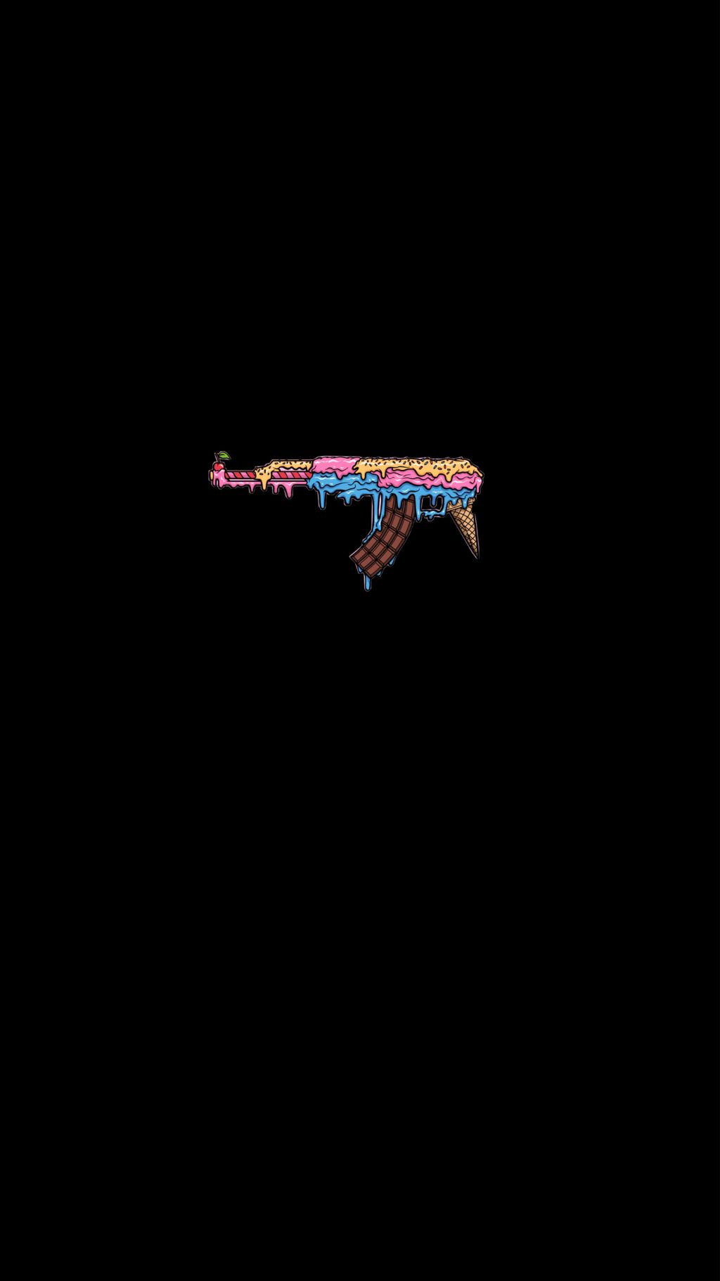Icecream Ak47 Wallpaper Image By Jofly Sanchez