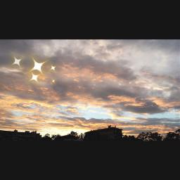 etheral aesthetic sky cloud twilight