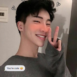 freetoedit edit uwu cutie korean