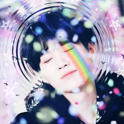 gaypride lgbtsupport pride2019 love suga bts minyoongi