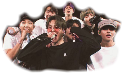 bts concert speakyourself tour groupphoto freetoedit