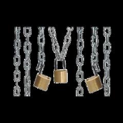 chains lock aesthetic aesthetictumblr tumblr