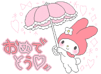 #mymelody #mymelodysanrio #sanriostickers #sanrio #cuteness #pinkgirl #bunnies #bunny #bunnygirl #babygirl #littleone #littlebabygirl #cute #angelic #sweets #sweetsangel #adorable #pixel #pixelkawaii #kawaii #japankawaii #sugoi #owo #uwu #kuromi #pretty #aesthetic #love