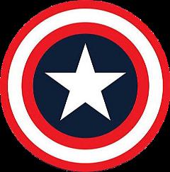 captainamerica shield captainamericashield star red freetoedit
