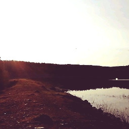 freetoedit nature beutiful lakes sunrise