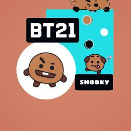 freetoedit bt21 bt21shooky shooky minyoongi