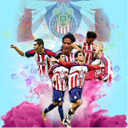 freetoedit chivas chivasdecorazon futbol