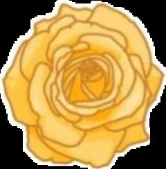 freetoedit yellow yellowheart flower yellowflower