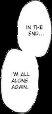 manga anime alone nobody sad freetoedit
