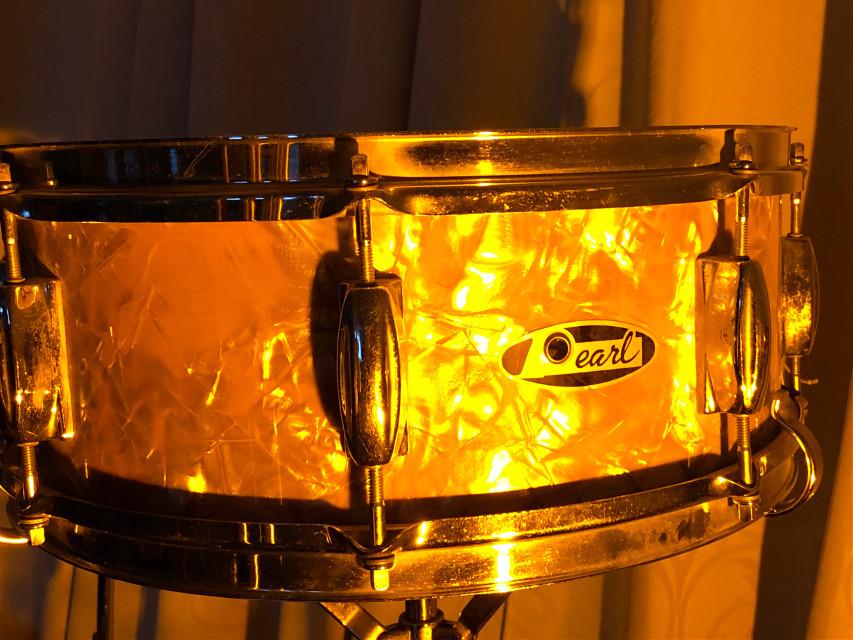 #freetoedit #snare #drum #yellow #drumming