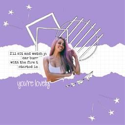 vanessamorgan vanessa morgan purple white tonitopaz toni topaz choni gorgeous luvher riverdale edit stars whiteandpurple purpleandwhite remixit