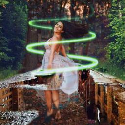 freetoedit tripleexposure doubleexposures path city srcspiral