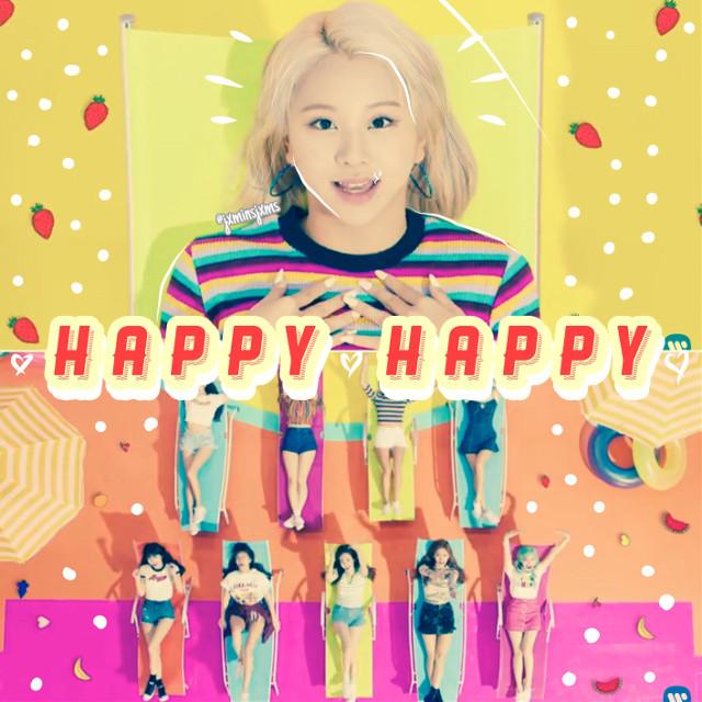 happy happy - twice japan  twice's new song and im lovin it! ❤️  tags: ———— #twice #twicechaeyoung #chaeyoung #happyhappytwice #twicejapan #freetoedit