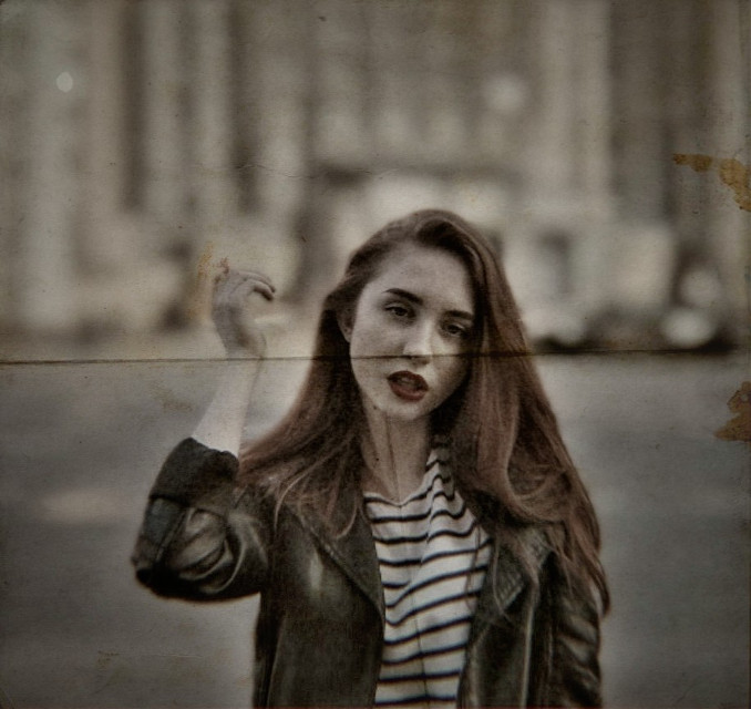 Show me your world.  #freetoedit #girl #woman