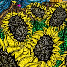 dcflowersaround flowersaround drawing freetoedit colorful