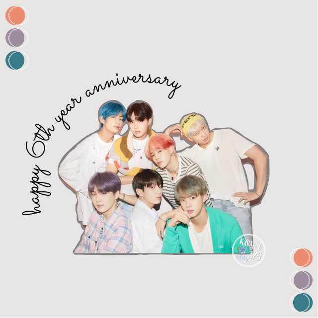 open me! 🎁    dear bangtan,   happy 6 year anniversary! these past two years have been the best of my life. thank you for everything you've done. you taught me how to love myself, and i am forever grateful. i'm so proud of you all and where you are now. i love you so much. you mean the world to me.    🧸♥️    ~   to my followers:  i'm so sorry i haven't been posting. i've really had quite the rough week, and i can't seem to find inspiration atm. i am working on my fanfic though, hopefully that will be up soon. thank you so much for sticking with me and supporting my edits and stuff. i really treasure you all.    😌♥️   {CREDIT TO ALL STICKER OWNERS}  #bts #6yearswithourhomebts #rm #jin #suga #jhope #jimin #v #jungkook #bighit #thankyou #freetoedit