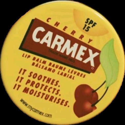 #carmex #cherry #cherrycarmex