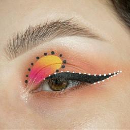 freetoedit butterfly butterflyinspired? makeup butterflyinspired